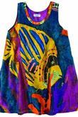 Rengarenk tunik ve elbiseler - 7